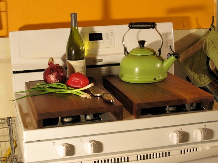 bancada improvisada para a cozinha